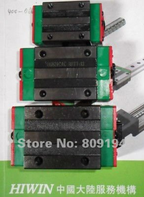 100% genuine HIWIN linear guide HGH35H block for Taiwan hiwin 100