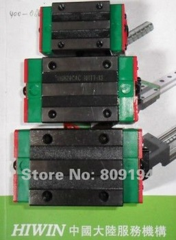 100% genuine HIWIN linear guide HGH35H block for Taiwan