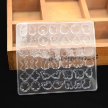Silicone Mold  earring beads Resin Mould handmade DIY Jewelry Making epoxy resin molds