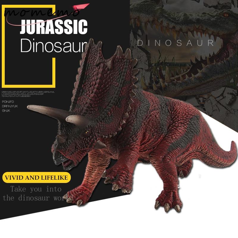 MOMEMO Dinosaur Jurassic World Park Plastic Play Dinosaur Toys Big Size Dinosaurs Action Figure Model Set Dinosaurios De Juguete