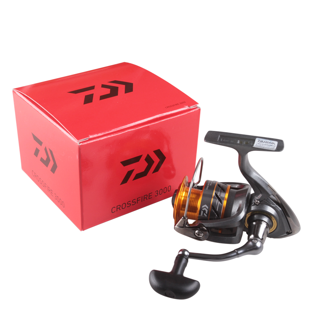 Moulinet Spinning Daiwa CrossFire | Fishxper.com