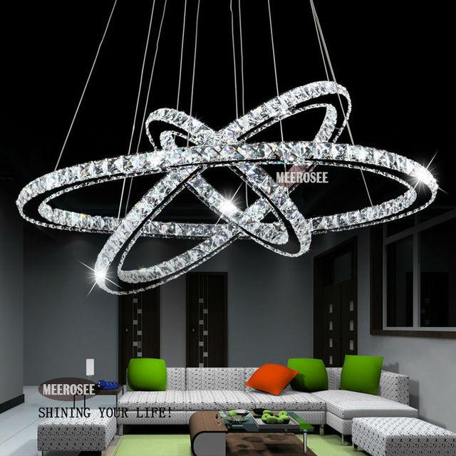 acheter luxe led lustre en cristal. Black Bedroom Furniture Sets. Home Design Ideas