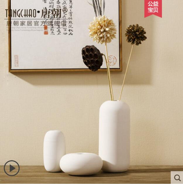 Modern minimalist living room dry flower arrangement flower arrangement creative tea table decorationsModern minimalist living room dry flower arrangement flower arrangement creative tea table decorations