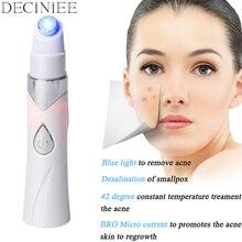 Neue Lade Blaues Licht Laser Stift Leistungsstarke Anti Krampfadern Gesicht Akne Entfernung Stift Behandlung Maschine Schönheit Gesicht Haut pflege