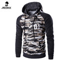 Brand Sweatshirt Men Hoodies Fashion Camouflage Hoodie Men'S Zipper Cardigan Mens Tracksuits Moleton Masculino Tracksuit Men DQA