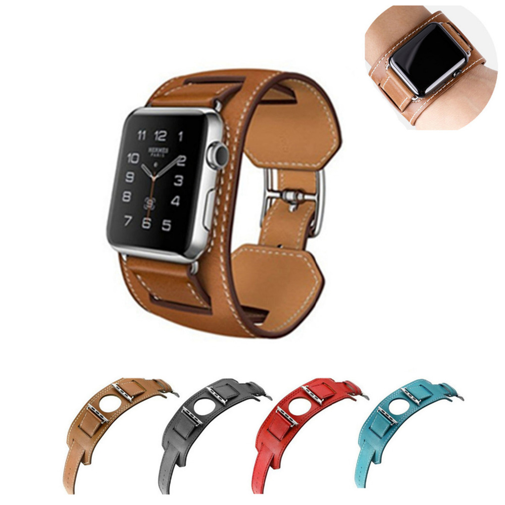 Leather, Iwatch, Band, Accessories, Watchband, Strap