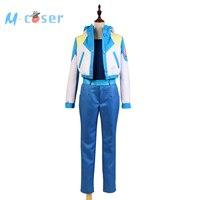 Dramatical Murder Aoba Seragaki Uniform Cosplay Costume For Men Women