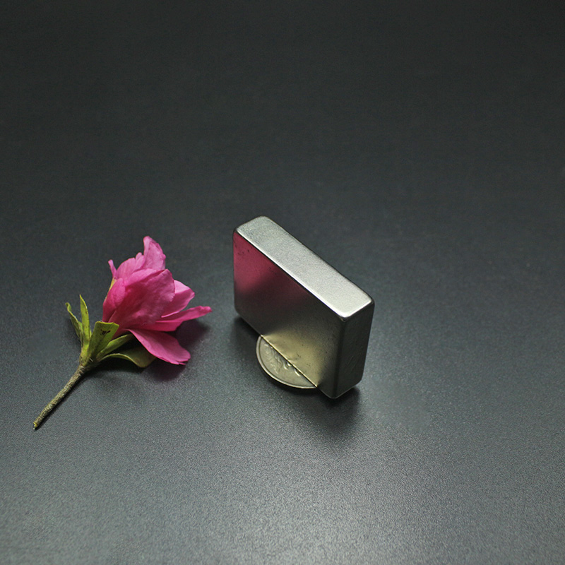 1 pcs 40x20x10mm N35 Super Strong Bloquer Aimants En Néodyme Rare Earth Aimant 40mm x 20mm x 10mm