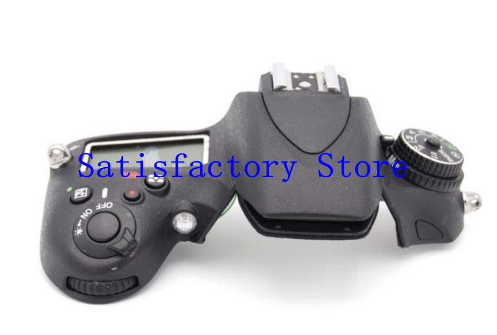 95% NEW Original D600 Top Cover With LCD Flex Suitable For Nikon D600 Repair Part