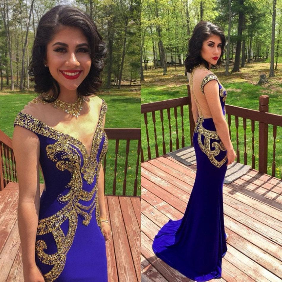 Purple Green And Gold Dresses