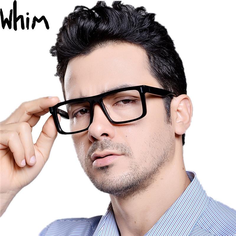 WHIM fait à la main rétro myopie lunettes lunettes montures pour femmes et hommes acétate lunettes cadre