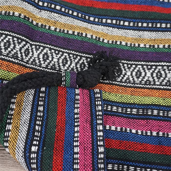 HTB1TwfYdv5TBuNjSspcq6znGFXaX LilyHood Women Fabric Backpack Female Gypsy Bohemian Boho Chic Aztec Ibiza Tribal Ethnic Ibiza Brown Drawstring Rucksack Bags