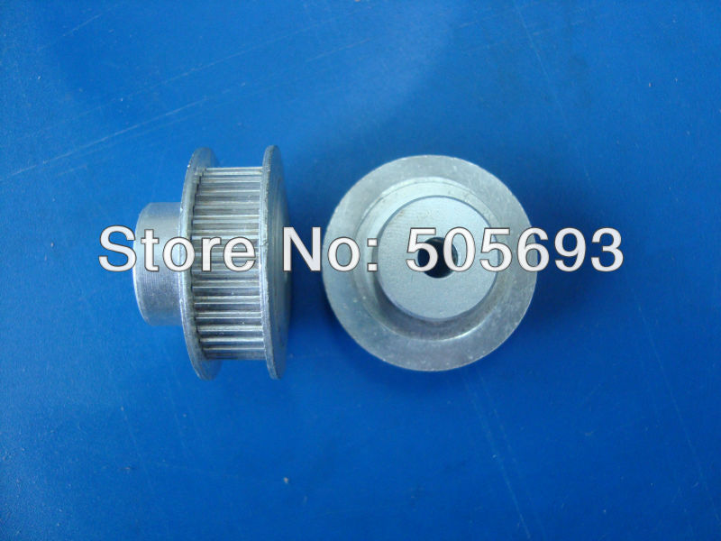 T2.5-6 types of timing pulley 38 teeth 6mm width and 975mm length rubber belt sell by one package