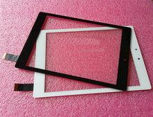 "Nuevo Para 7.85 ""Prestigio Multipad 4 Diamante 7.85 3G PMP7079D PMP7079D3G_QUAD Tablet panel de pantalla táctil de Cristal Digitalizador Envío nave"