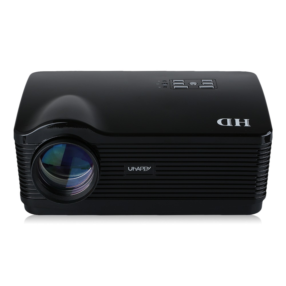 Aliexpress Com Buy Excelvan Cl720 Full Hd Home Theater: Aliexpress.com : Buy Uhappy H2 5500Lumens Projector Full