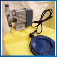 WS 15 03 M Corrosion Resistant Dosing Pump 15L/h Quantitative Drive Pump 4 20 MA Input Control