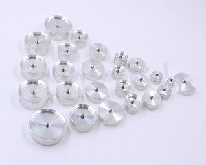 Image 2 - 2019 новейшие алюминиевые резьбовые наручные Чехлы Набор из 25