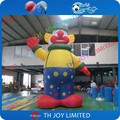 Frete grátis! 4 m/13ft palhaço gigante inflável para publicidade