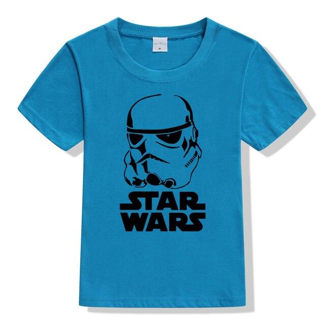 Star Wars Boys & Kids Stormtrooper T-shirt Boys
