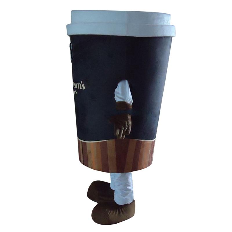 Hohe Qualität Kaffeetasse Erwachsene Plüsch Maskottchen Kostüm - Kostüme - Foto 2
