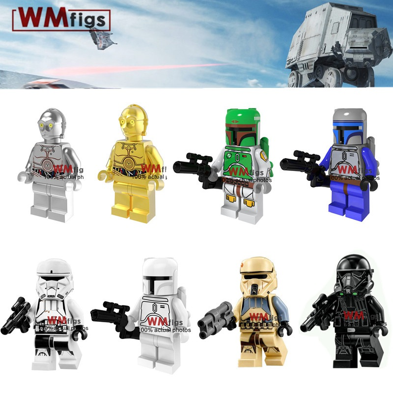 Devoted Legoing Star Wars Movie Revenge Of The Sith Clone Turbo Tank 4 Figures Blocks Toys For Children Compatible Legoings Starwars Set Blocks