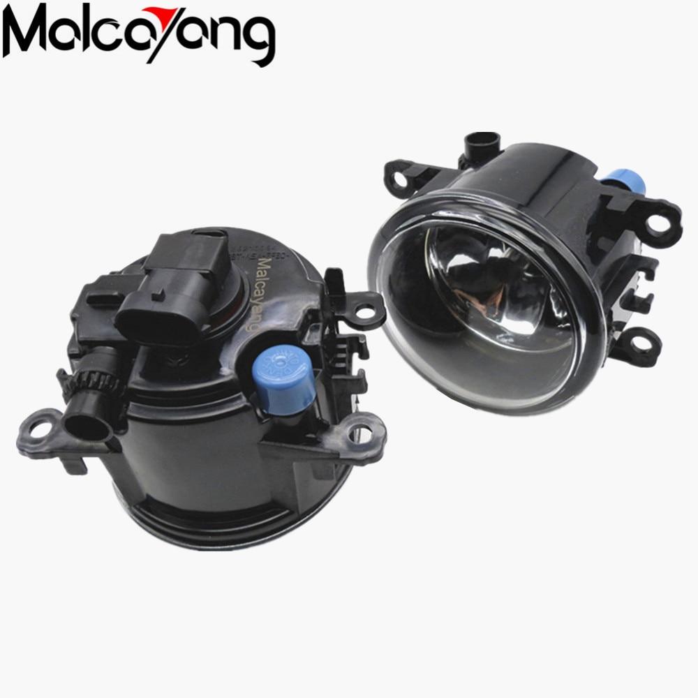 2 Pcs/Set Car-styling 6000K CCC 12V 55W DRL Fog Lamps Lighting For Suzuki SX4 Grand Vitara 2 ALTO 5 SWIFT 3 IGNIS 2 35500-63J02 2 pcs set car styling 6000k ccc 12v 55w drl fog lamps lighting for renault megane 2 estate 2002 2015 35500 63j02
