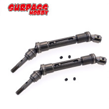CVD Steel Front & Rear Drive Shaft Assembly Heavy Duty For Traxxas 1/10 Slash 4x4 Stampede VXL 2WD 6851R 6851X 6852R 6852X цены онлайн