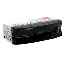 1DIN автомобиля Радио Bluetooth Hands-Free FM стерео поддерживает автомобильный держатель USB MP3 WMA SD AUX Зарядное устройство autoaudio