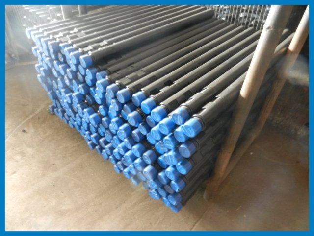 Rock Pipe(1m,50mm),drilling rig components