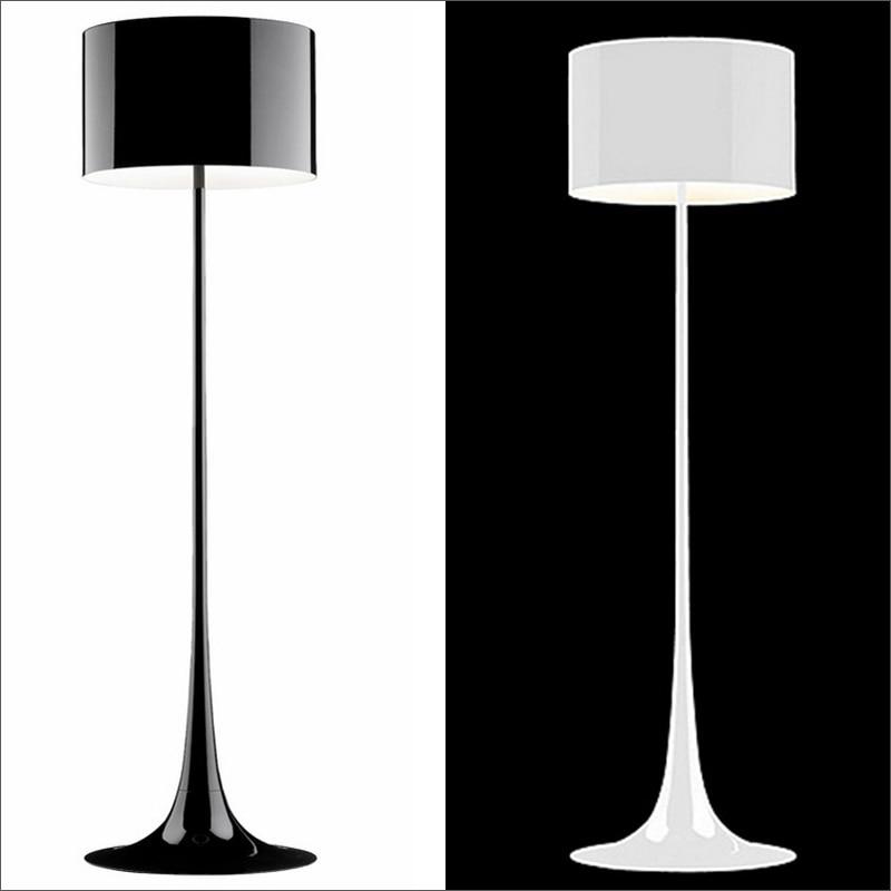 Spun Light F Floor Lamp Standing Lighting Fixture for Living Room Bedroom Indoor Home цена 2017