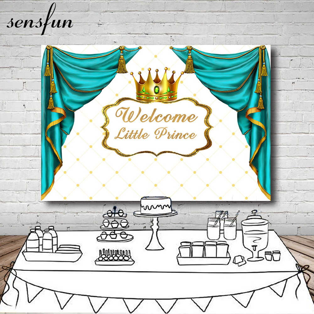 Photo Studio Consumer Electronics Children Birthday Backdrop Bunting Balloon Cartoon Characters Invitate Celebrate Party Table Banner Backgrounds For Photo Studio