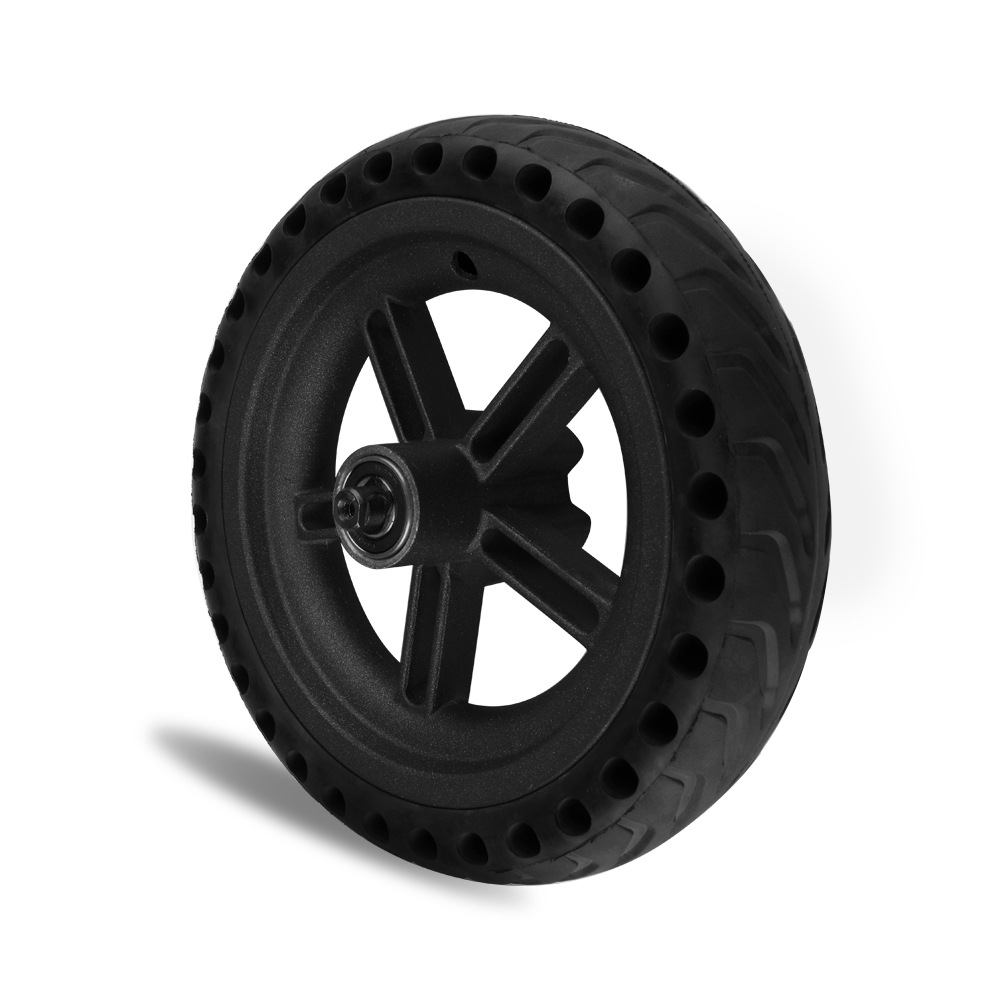 2019-New-Scooter-Tyres-Rear-Wheel-Hub-For-Xiaomi-Mijia-M365-8-5-Inch-Damping-Solid (2)