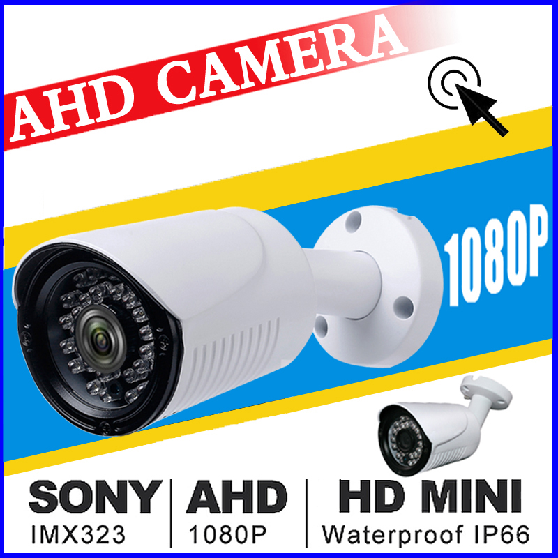 CCTV AHD 2.0MP 720/960/1080P HD Security Camera with IR-CUT 36 IR LEDs Night Vision Analog camera for home use indoor/outdoor new arrivals metal case cctv security ahd 1080p 2 0mp camera day night vision ir home security camera with bracket