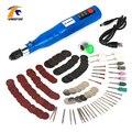 Tungfull mini gravura caneta carve ferramenta elétrica prego mão broca recarregável carve ferramenta caneta gravura mão mini broca