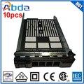 DHL/Fedex Free Shipping New F238F 0F238F 3.5 inch SAS SATA Hard Disk Drive HDD Bracket Tray Caddy For Dell Server R710 R720