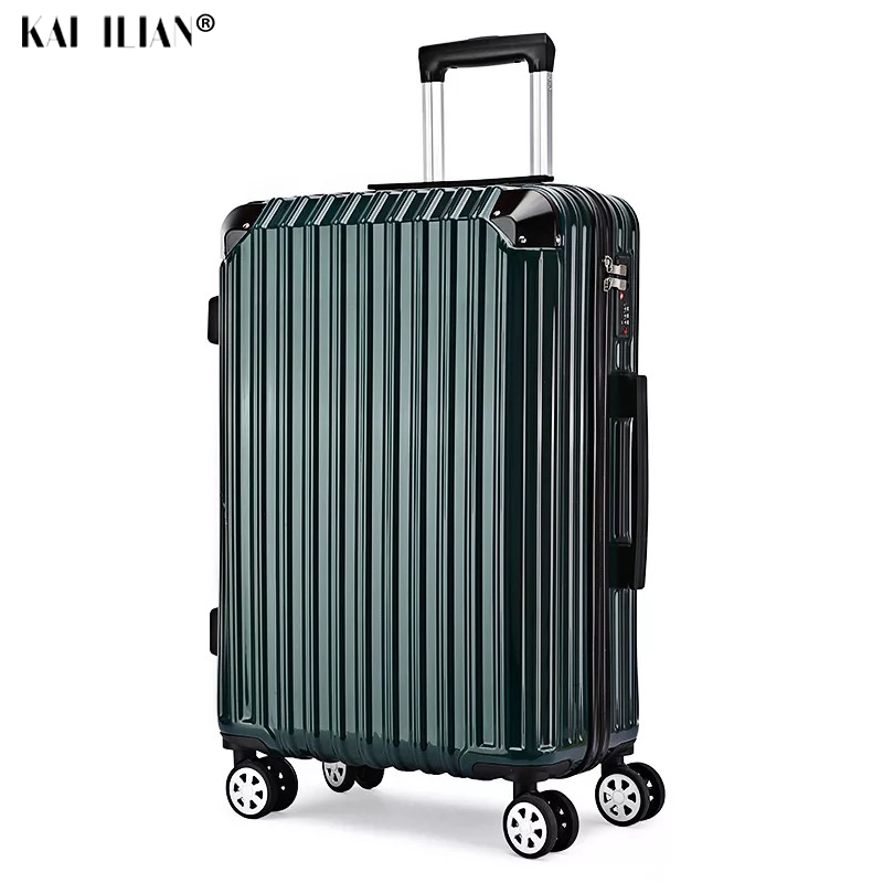 20/24/26/28 Inch ABS+PC Suitcase On Wheels Travel Rolling Luggage Trolley Bag Lady Cabin Carry-on Luggage Men Hardside Suitcase