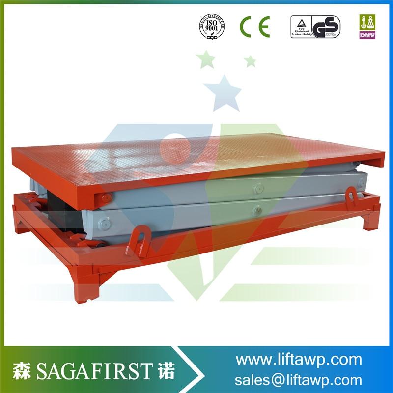 Factory direct sale stationary scissor lift platform Table Lift