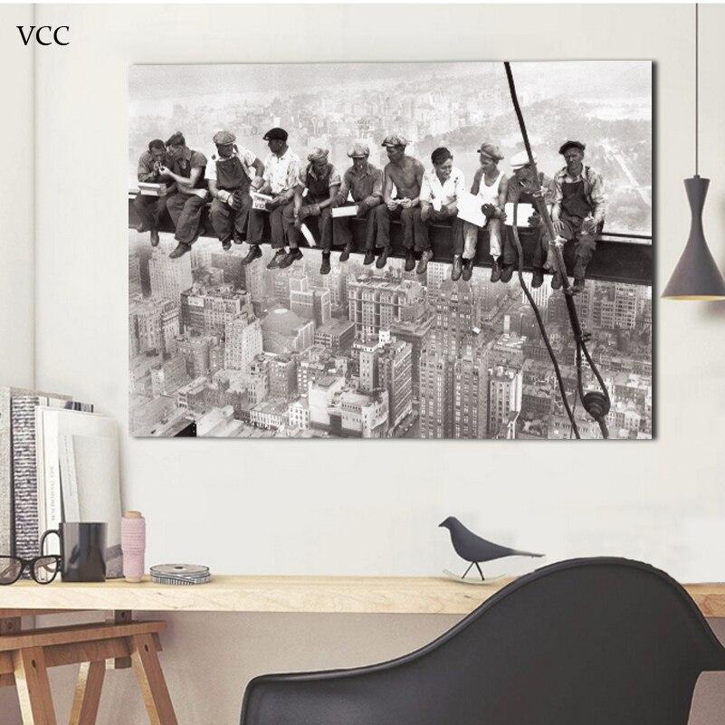 Obrazy VCC na plátně Obrazy na plátně Domácí výzdoba Cuadros Dekorace Quadro Moderní nástěnné obrazy do obývacího pokoje bez rámečku