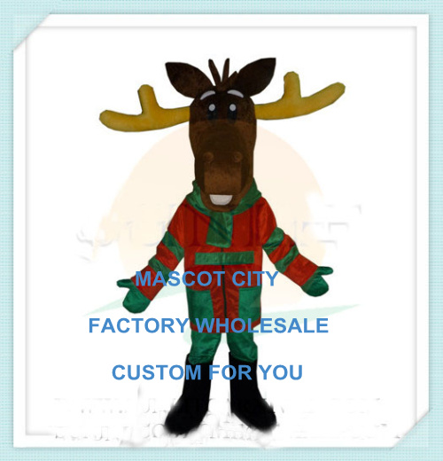 5726711d27 Weihnachten elch rentier maskottchen kostüm erwachsene größe direkt ab werk  heißen neuen weihnachten mascotte kostüme fancy dress sw1210 in Weihnachten  elch ...