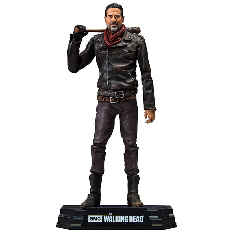 Figure Dead Walking Vinyl Doll 15cm PVC The Dead Walking Negan Rick Daryl Anime Figurines Nendoroid Toys for New Year gift худи print bar the walking dead
