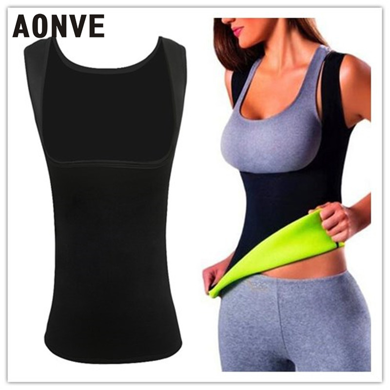 Waist Trainer Sweat Corset Body Shaper Neoprene Abdomen ...