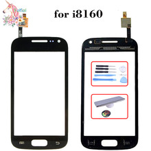 For Samsung Galaxy Ace 2 GT-i8160 i8160 LCD Touch Screen Sensor Display Digitizer Glass Replacement цена