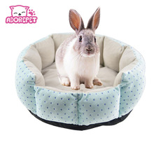 Rabbit Guinea Pig Cat House Bed Mat Cushion Winter warm Squirrel Hedgehog Chinchilla Hamster Cage Nest Supplier