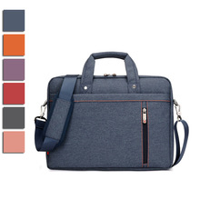 Laptop Messenger Bag Women and Men Business Computer Shoulder Bag Waterproof Nylon Notebook Handbag