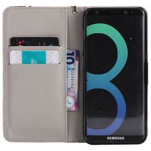 Flip Wallet Case For Funda Samsung Galaxy S3 i9300 S4 i9500 S5 i9600 S5Mini S8 S9 Plus S7 S6 Edge Tree Cat Bear Stand Cover P06Z waterproof dry bag case for samsung galaxy s5 g900 s4 i9500 s3 i9300 etc size 175 x 95mm transparent