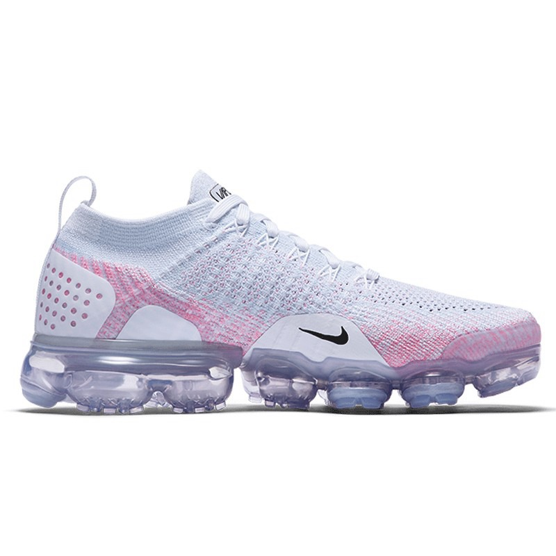 new product 485c2 1579e US $59.4 55% OFF|Official Original NIKE Air Max Vapormax Flyknit Women's  Running Shoes Sneakers Breathable Rubber Cushioning Lace Up 942843 Cozy-in  ...