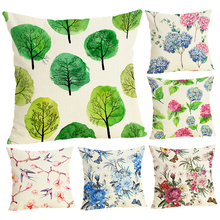 Fashion cushion cover Small awake pillow case cojins/almofadas 45Cmx45Cm Square Valentine Day Gift Handmade 3D Throw Pillows godmask awake eu