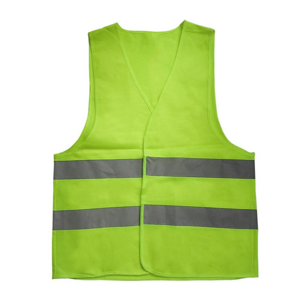 XL XXL XXXL High Visibility Day Night Protective Vest Reflective Warning Vest Working Clothes For Running Cycling Traffic Safety new style breathable mesh high visibility reflective traffic safety cycling vest printable words logo