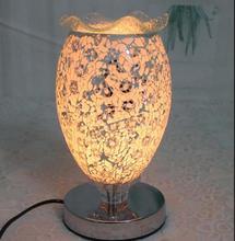 Complex Antique Mosaic Table Lamp Burner Plug Table Ightsoil Lamp Wedding  Lighting