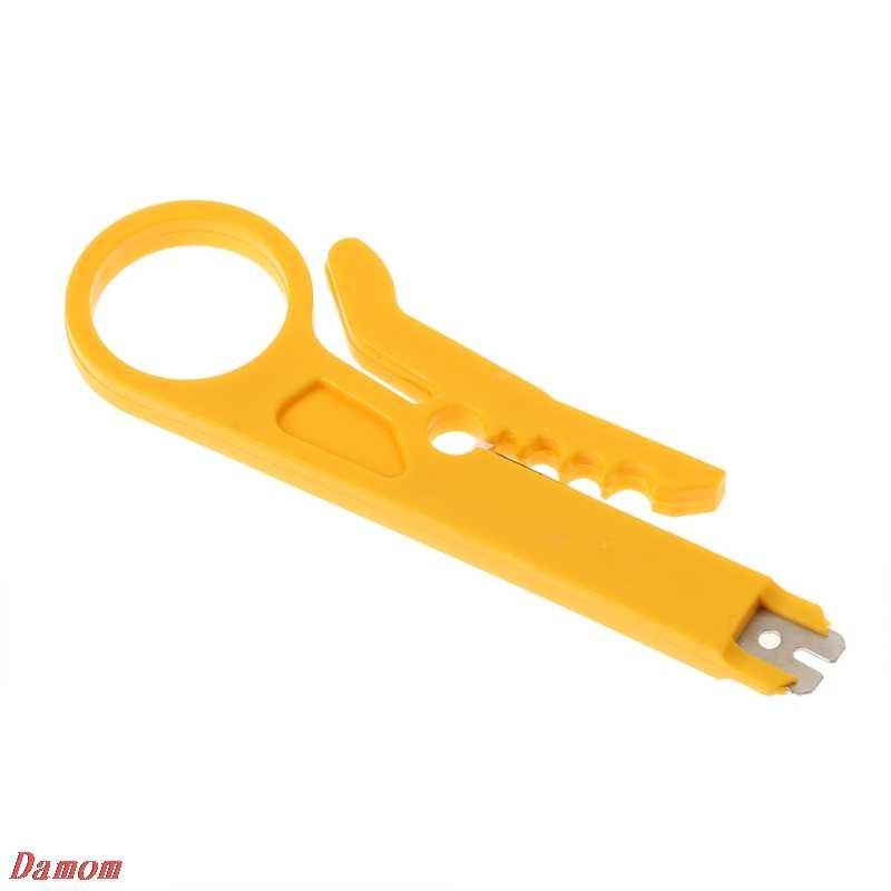 Pince à dénuder pratique outil de sertissage câble dénudage coupe-fil